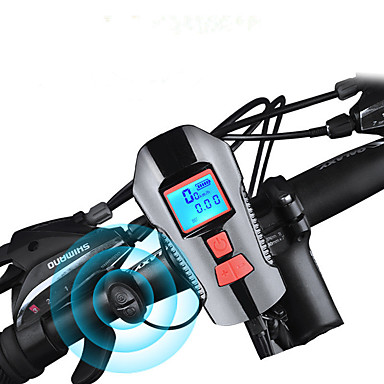 cheap Bike Lights-LED Bike Light Bike Glow Lights Front Bike Light Bike Horn Light Cycling Waterproof Quick Release Durable Rechargeable Battery 1000 lm Rechargeable Battery White Camping / Hiking / Caving Cycling
