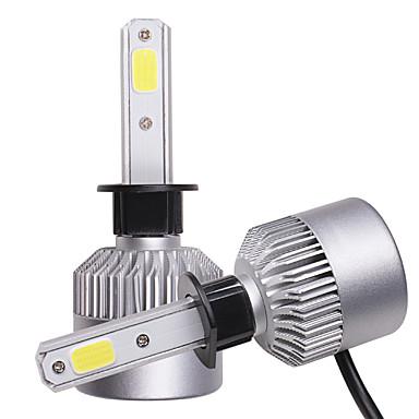 voordelige Automistlampen-OTOLAMPARA 2pcs H1 Automatisch Lampen 36 W COB 8000 lm 3 LED Mistlamp Voor Volkswagen / Mercedes-Benz / Ford Mustang / S40 / C30 2011 / 2012 / 2013