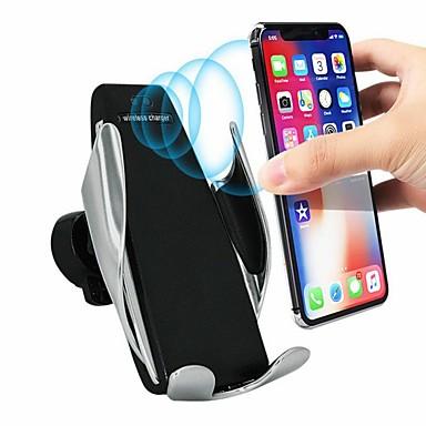 Handy-zubehör Accezz 2 In 1 Telefon 10 W Schnelle Auto Drahtlose Ladegerät Für Iphone 8 X Xs Max Xr Air Montieren Tragbare Abs Mobilen Ständer Halterung Lade