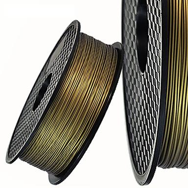 billige 3D printer tilbehør-Tronxy® 3D Printer Filament PLA 1.75 mm 1 kg til 3D-printer