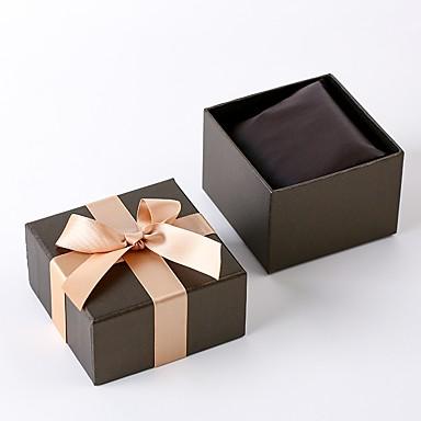 Χαμηλού Κόστους Ανδρικά ρολόγια-Κουτιά Ρολογιού Μεικτό Υλικό Αξεσουάρ Ρολογιών 0.04 kg Δημιουργικό / Νεό Σχέδιο / Βολικό