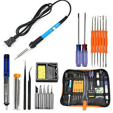 220V / 110V Soldering Iron & Accessories Temperature Adjustable welding