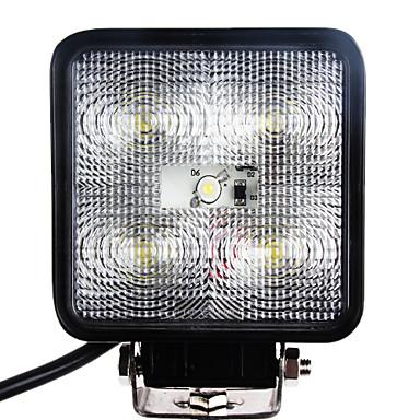 Недорогие Фары для мотоциклов-Автомобиль Лампы 15 W Высокомощный LED Рабочее освещение Назначение