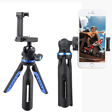 voordelige Bluetooth selfiestick-APEXEL Selfiestick Bluetooth Verlengbaar Maximale lengte 31.5 cm Voor Universeel Android / iOS Universeel