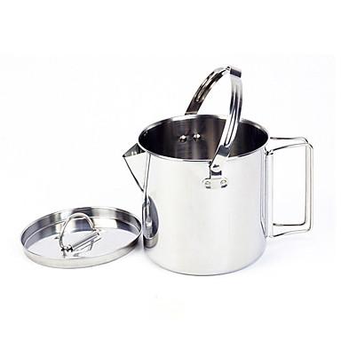 56cf720bd ستانلس ستيل أدوات الطبخ غرفة الطعام والمطبخ أصيص يسهل حملها المنزل أدوات  المطبخ متعددة الوظائف أدوات