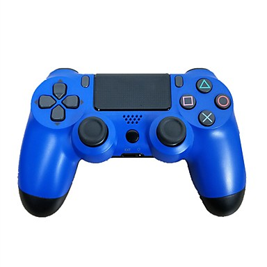 ieftine Accesorii PS4-pxn ps4 controler de joc wireless / controler joystick mâner pentru ps4, vibrații bluetooth / design nou / playere portabile / controler joystick mâner abs + pc 1 buc unitate