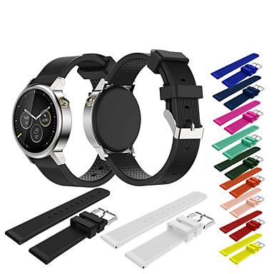 billige Se band for Motorola-Klokkerem til Moto 360 2nd Motorola Sportsrem Silikon Håndleddsrem