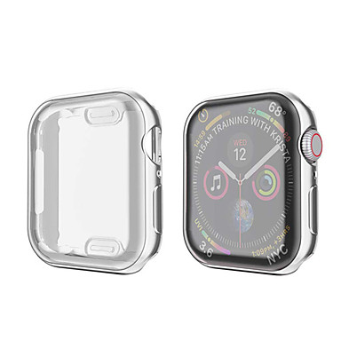 Displayschutzfolie für Apple Watch 4/3/2/1 38mm 42mm 40mm 44mm Weiche TPU Allround Ultra Thin HD Clear Hülle