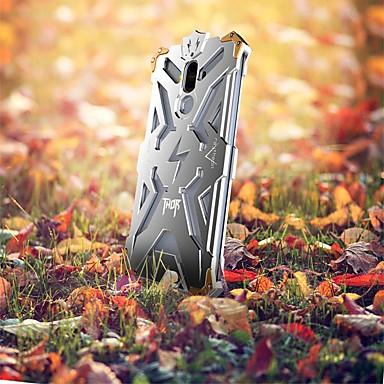 voordelige Huawei Mate hoesjes / covers-hoesje Voor Huawei Mate 9 IMD Achterkant Schild Hard Metaal