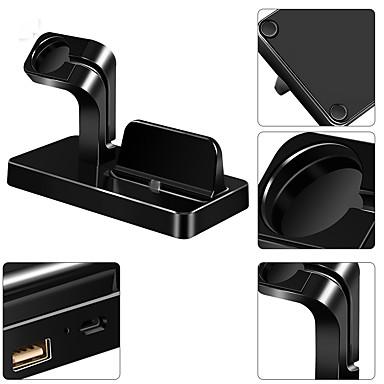 voordelige Apple Watch-bevestigingen & -houders-Bureau Mount standaard houder Dashboard Nieuw Design ABS Houder
