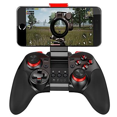 olcso Videojáték tartozékok-mb-838 (x5pro) vezeték nélküli játékvezérlők / fogantyútartó / vezérlőfogantyú androidhoz, bluetooth hűvös / új design / kreatív játékvezérlők / fogantyútartó / vezérlőfogantyú abs 1 db egység