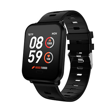 2d1f014be cheap Smart watches-K10 Smart Watch IP68 Waterproof Men Women Blood oxygen  Blood pressure Fitness