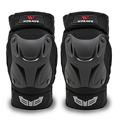 voordelige Beschermende uitrusting-Wosawe motorfiets elleboogbeschermers volwassen snowboard volleybal fietsen arm guard bescherming hockey snowboard elleboogbeschermers