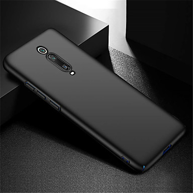 povoljno Mi 9T / Redmi K20-Θήκη Za Xiaomi Xiaomi Redmi Note 7 / Xiaomi Redmi Note 7 Pro / Xiaomi Redmi 7 Mutno Stražnja maska Jednobojni Tvrdo PC