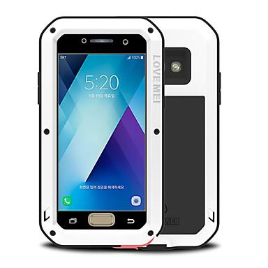 Недорогие Чехлы и кейсы для Galaxy A5-Кейс для Назначение SSamsung Galaxy A5 Водонепроницаемый / Защита от удара / Защита от пыли Чехол Однотонный Твердый ПК