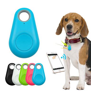 ieftine Câini Gulere, hamuri și Curelușe-copii Pisici Animale de Companie GPS-Gulere Portofele Dispozitiv pentru Găsit Cheile Mini GPS Bluetooth Smart Mată Plastic Verde Albastru Roz / Fără fir / Bluetooth 4.0