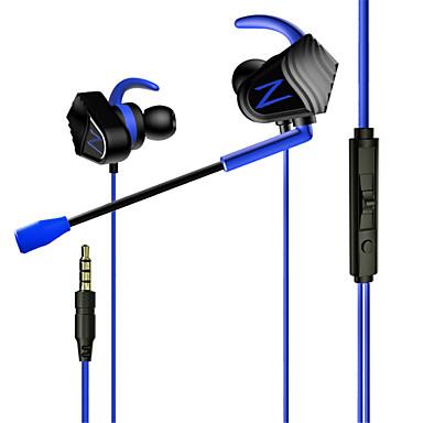 Недорогие Наушники для геймеров-LITBest Ear13 Игровая гарнитура Проводное Игры С подавлением шума