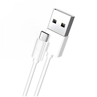 Недорогие Универсальные аксессуары для мобильных телефонов-микро-USB-кабель 3а USB-кабель для микро-USB кабель для зарядки шнур