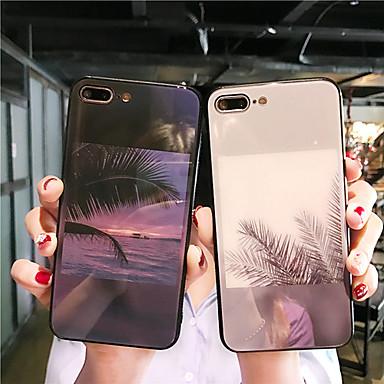 voordelige Huawei Mate hoesjes / covers-hoesje Voor Huawei Huawei Nova 3i / Huawei Nova 4 / Huawei nova 4e Stofbestendig / Patroon / Backup Achterkant Landschap silica Gel