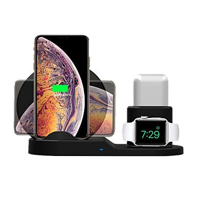 Недорогие Гаджеты для Samsung-KawBrown Smartwatch Charger / Зарядное устройство для дома / Беспроводное зарядное устройство Зарядное устройство USB USB Беспроводное зарядное устройство Не поддерживается 2 A DC 9V / DC 5V для