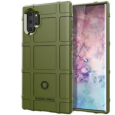 Θήκη Za Samsung Galaxy Samsung Note 10 / Galaxy Note 10 Plus Otporno na trešnju / Ultra tanko Stražnja maska Jednobojni PC