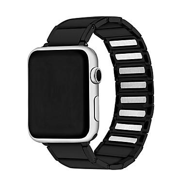 Недорогие Ремешки для Apple Watch-для apple watch band 38mm 40mm 42mm 44mm iwatch замена металла ремешок из нержавеющей стали для apple watch серии 4 3 2 1