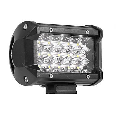 voordelige Motorverlichting-auto led werklamp 18smd 54w drie lange strip licht spots werklamp