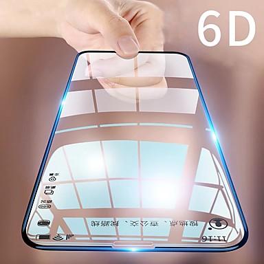 voordelige iPhone screenprotectors-Apple Screen Protectoriphone 11 3D gebogen voorkant front screen protector 1 stuk gehard glas