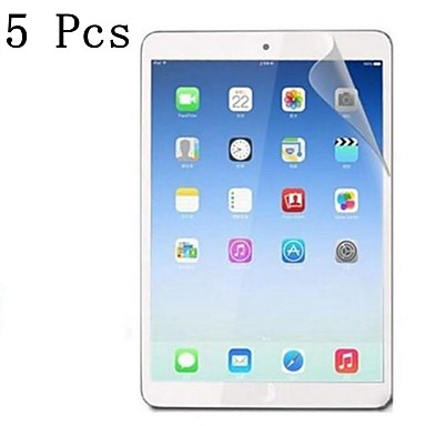 ieftine Folii de Protecție iPad-apple screen protector ipad 4/3/2 / ipad air / ipad air 2 / ipad air (2018) / ipad new air (2019) / ipad pro 9.7 / ipad pro 11 / ipad mini 1/2/3/4/5 high definiție (hd) protector cu ecran frontal 5