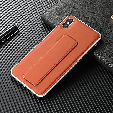 voordelige iPhone 6 hoesjes-hoesje voor Apple iPhone 11 / iPhone 11 pro / iPhone 11 pro max. ultradunne achterkant effen gekleurde TPU