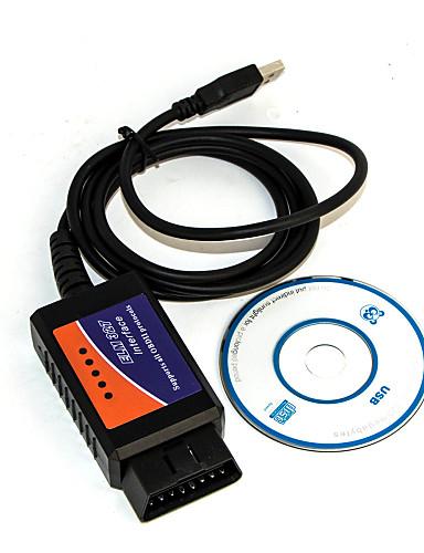 economico Nuovi Arrivi-mini USB ELM327 v1.5 attrezzo di esplorazione diagnostica di rilevamento auto obdii - blu