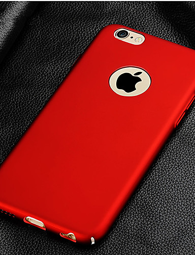 cheap iPhone Cases-Case For Apple iPhone 8 / iPhone 8 Plus / iPhone XS Plating Back Cover Solid Colored Hard PC for iPhone XS / iPhone XR / iPhone XS Max