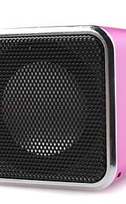 Bookshelf Speaker 2.0 channel Portable / Indoor