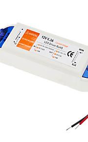 110-240V Belysningstillbehör Strömförsörjning Plast