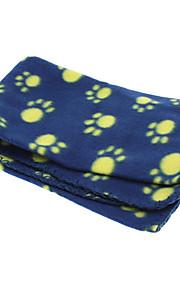 Katze Hund Tuch Reinigung Haustiere Decken Cartoon Design Weich Regenbogen Für Haustiere