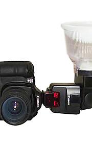 Lambency Flash Difusor P4 para Canon 550EX 580EX II 2 Dome Cor