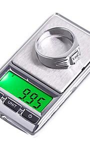 0.01g * 100g 0.1g * 500g Dual Mini Digital Jewelry Pocket Scale