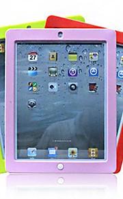 Maska Pentru iPad Mini 3/2/1 Anti Șoc Capac Spate Culoare solidă Silicon pentru iPad Mini 3/2/1