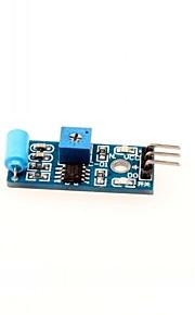 아두 이노를위한 진동 알람 센서 모듈 (공식 아두 이노 보드와 함께 작동)
