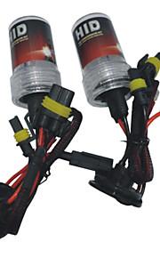 Carking™ Universal 12V 35W H7 8000K White Light HID XenonLamp (2PCS)