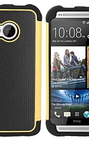 케이스 제품 HTC HTC케이스 충격방지 뒷면 커버 갑옷 하드 PC 용 HTC One M8 HTC One M7