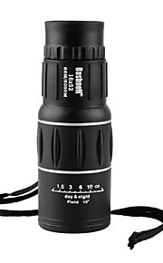 16 X 55 mm Monocular Night Vision Black Carrying Case