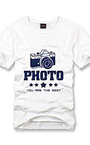 Spersonalizowane T-shirt Kreatywne - 100% Bawełna
