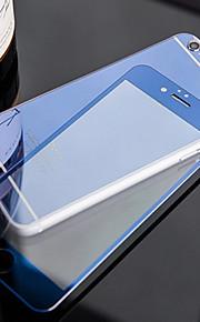 jasmin d'hiver fille paillettes HD anti-rayures avant l'étalement film de protection en verre pour iPhone 6s / 6 (couleurs assorties)