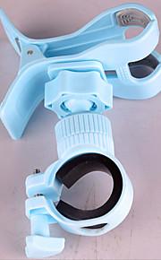 Mobilstativ Cykel / Motorcykel / Utomhus Styre Justerbart Stativ Plast for Mobiltelefon