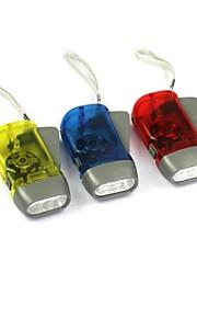 other LED Lommelygter LED 1-50 lm 1 Modus - Liten størrelse Camping/Vandring/Grotte Udforskning Dagligdags Brug Multifunktion