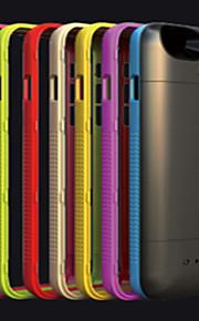 3600mAh eksternt bærbare backup batteri tilfældet for iphone6 (assorterede farver)