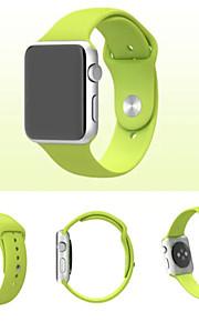 Urrem for Apple Watch Series 3 / 2 / 1 Apple Sportsrem Silikone Håndledsrem
