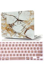 MacBook Funda Mármol ABS para MacBook Air 11 Pulgadas / MacBook Pro 15 Pulgadas con Pantalla Retina / MacBook Pro 13 Pulgadas con