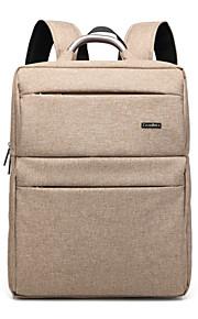15,6-Zoll-wasserdichte unisex Laptoprucksack Rucksack Rucksack Reisen Rucksack Schultasche für macbook / dell / hp usw.